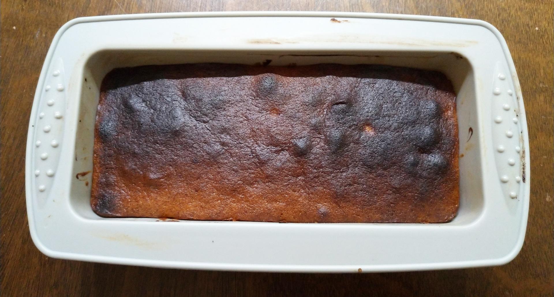 ダイソー パウンド ケーキ 型